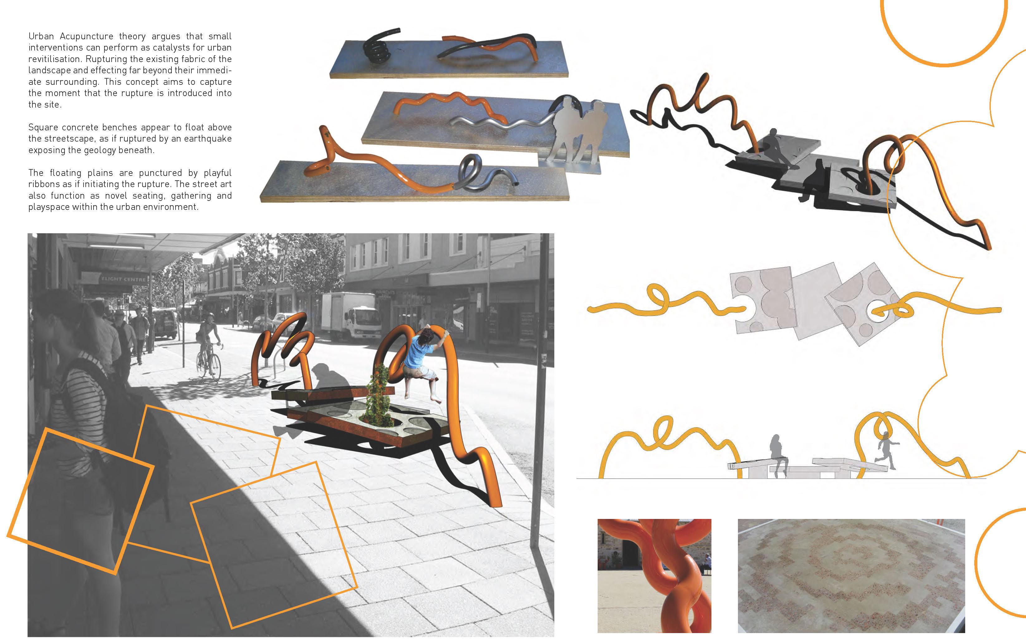 Ribbon Architecture Concept