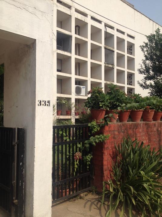 Chandighar house