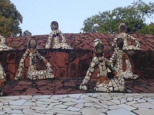 Chandighar rock garden