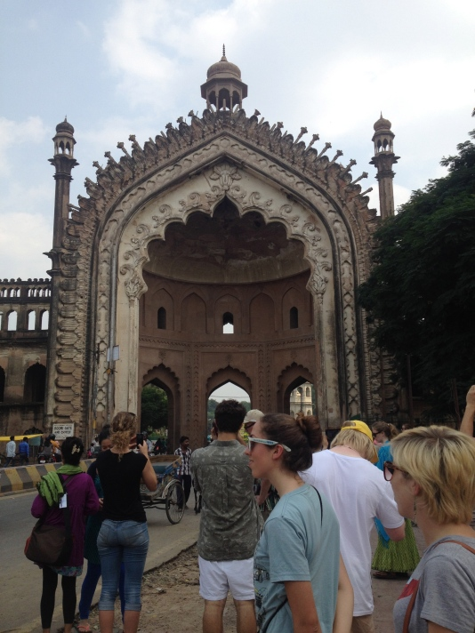 Gate to Lucknow